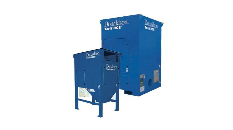 Système d'extraction Donaldson - Astratec Machines de découpe plasma et automatisation du soudage