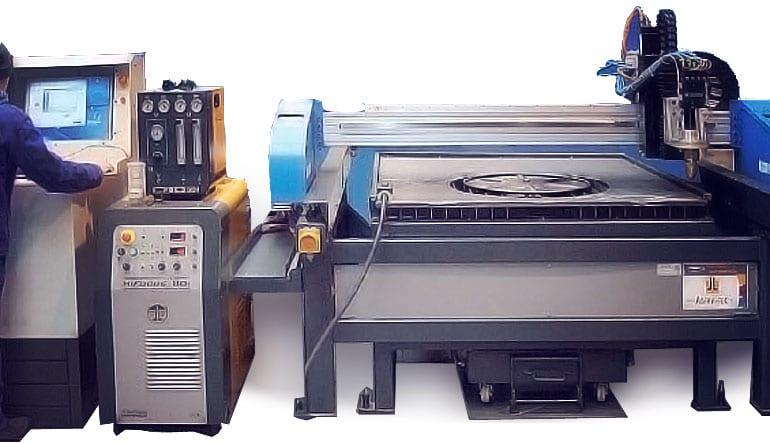 Série XG - Astratec Machines de découpe plasma et automatisation du soudage