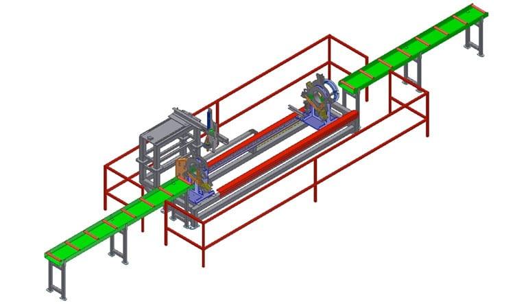 Tubecut - Astratec Machines de découpe plasma et automatisation du soudage