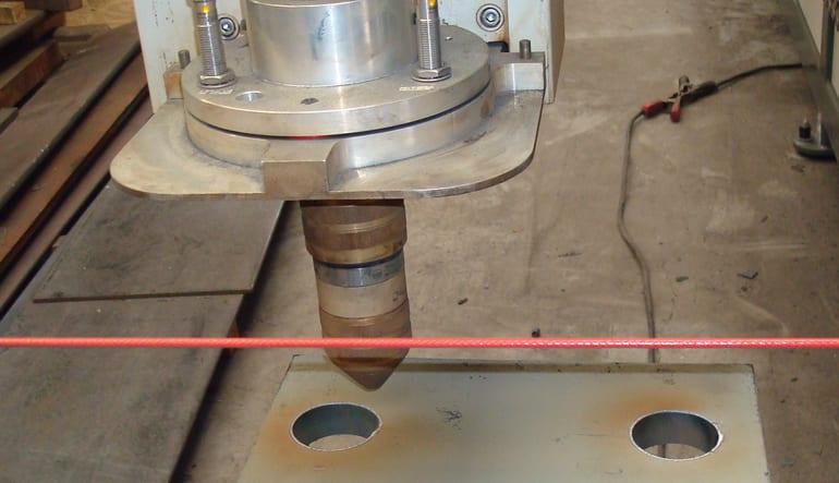 Portail étendu Astratec - Machines de découpe plasma et automatisation du soudage
