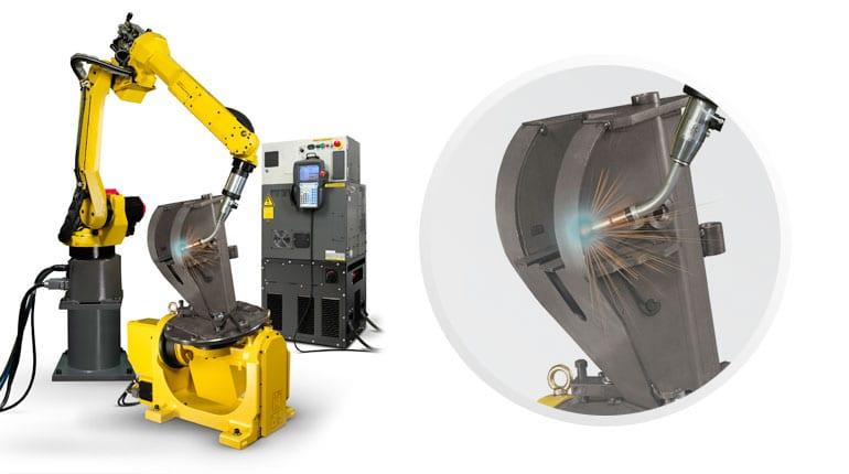 Image - Robots de soudage haut de gamme